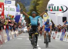 Michele_Scarponi_vincitore_prima_tappa_Tour_of_the_Alps_foto_bettini_cyclingnews